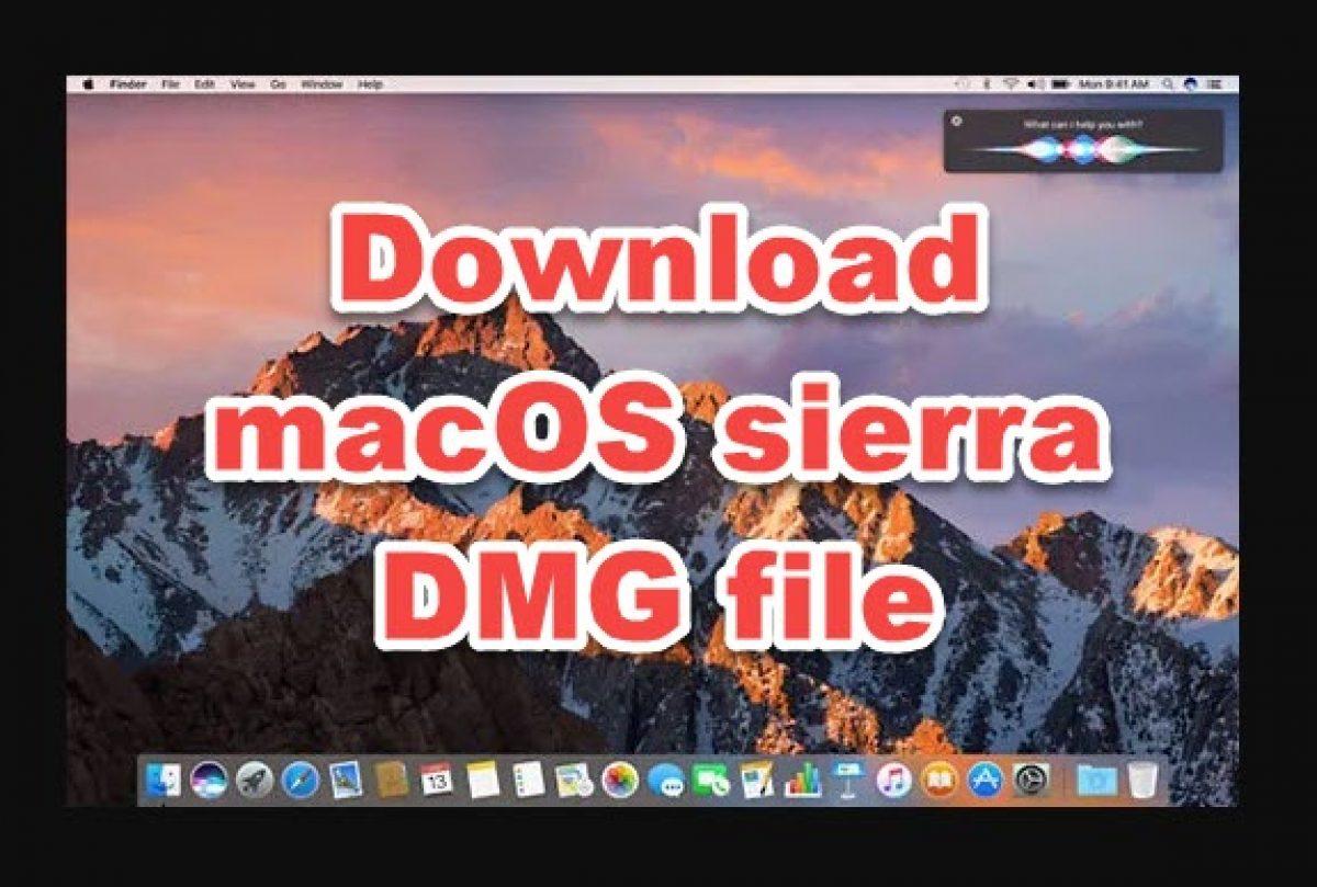 Download Macos Sierra Image File
